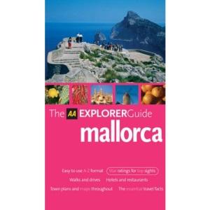 AA Explorer Mallorca (AA Explorer Guides)