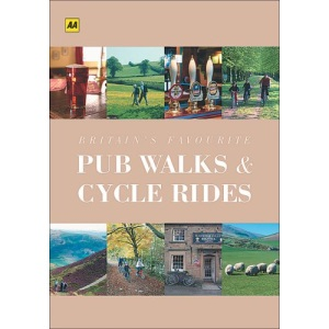 AA Britain's Favourite Pub Walks and Cycle Rides (Walking Books)