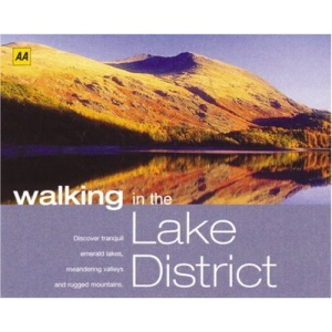 AA Walking in the Lake District (AA Walking in Series)