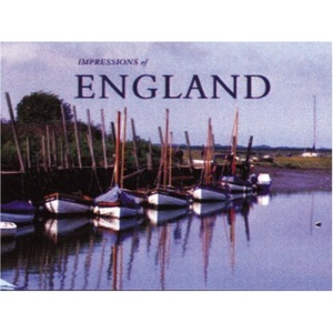 AA Impressions of England (AA Impressions of Series)