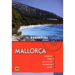 AA Essential Spiral Mallorca (AA Essential Spiral Guides)
