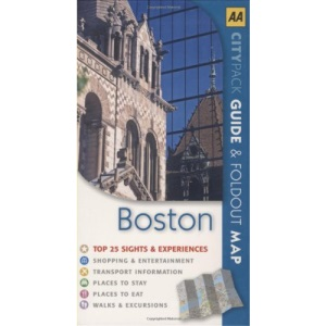 AA CityPack Boston (AA CityPack Guides)