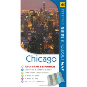 AA CityPack Chicago (AA CityPack Guides)