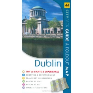 AA CityPack Dublin (AA CityPack Guides)