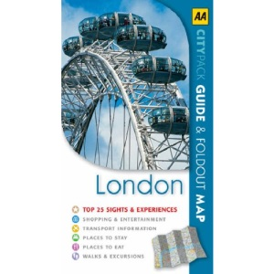 AA CityPack London (AA CityPack Guides)