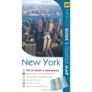 AA CityPack New York (AA CityPack Guides)