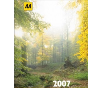 AA Caravan and Camping France 2007 (AA Lifestyle Guides)
