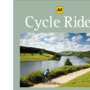 Cycle Rides: Peak District and the Heart of England (AA Cycle Rides)