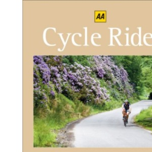 AA Cycle Rides: Yorkshire Dales and the Northeast (AA Cycle Rides S.)
