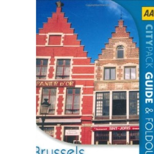 Brussels and Bruges (AA CityPack Guides)
