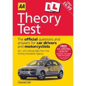 AA Theory Test (AA Driving Test) (AA Driving Test Series)