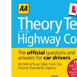 AA Theory Test and the Highway Code (AA Driving Test Series)