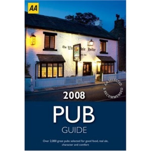 AA Pub Guide (AA Lifestyle Guides)