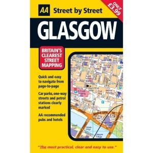 Glasgow: Mini (AA Street by Street)