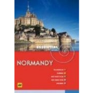 Normandy (AA Essential Spiral Guides)