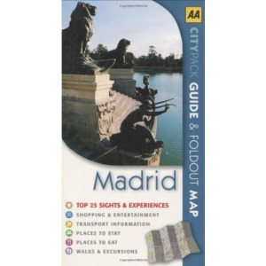 Madrid (AA CityPack Guides)