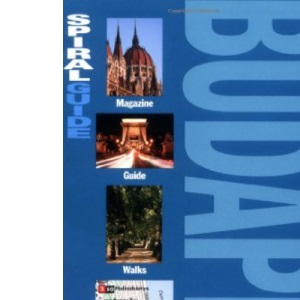 Budapest (AA Spiral Guide) (AA Spiral Guides)