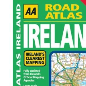 Road Atlas Ireland (AA Atlases and Maps)