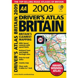 AA Driver's Atlas Britain (AA Atlases and Maps) (AA Atlases and Maps)