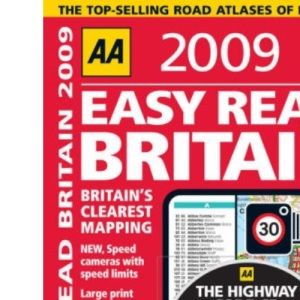 AA Easy Read Britain (AA Atlases and Maps) (AA Atlases and Maps)