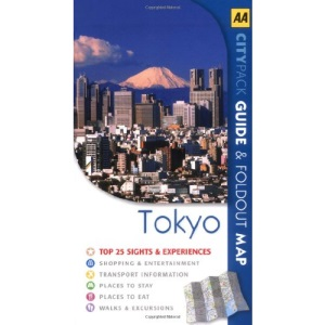 Tokyo (AA CityPack Guides) (AA CityPack Guides)