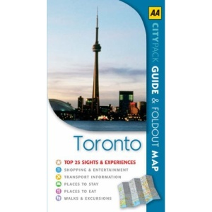 Toronto (AA CityPack Guides) (AA CityPack Guides)