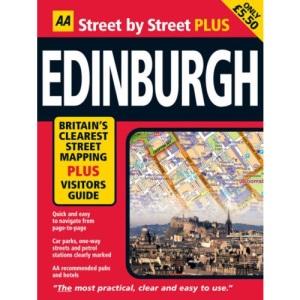 Edinburgh (AA Street by Street Plus) (AA Street by Street Plus)