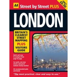 London (AA Street by Street Plus) (AA Street by Street Plus)