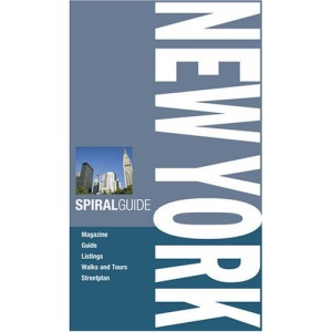 AA Spiral Guide New York (AA Spiral Guides)