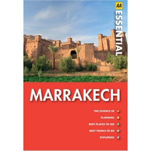 Marrakech (AA Essential Guides Series)