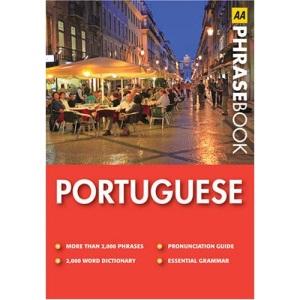 Portuguese (AA Phrase Book Series)