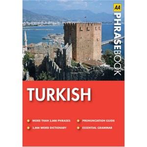Turkish (AA Phrase Book Series)