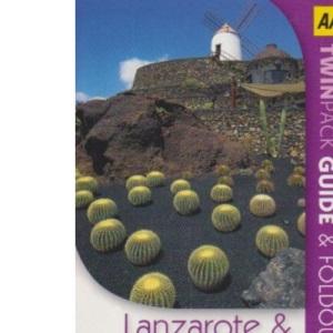 Lanzarote & Fuerteventura (AA TwinPacks)