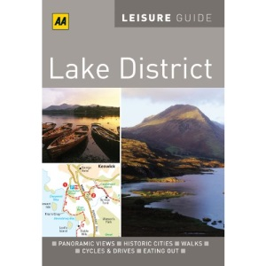 Leisure Guide Lake District (AA Leisure Guides)