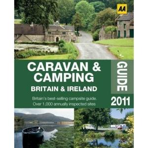 Caravan & Camping Britain 2011 (AA Caravan and Camping)