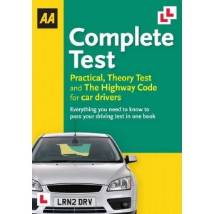 Complete Driving Test Book 2015 (AA Driving Test)