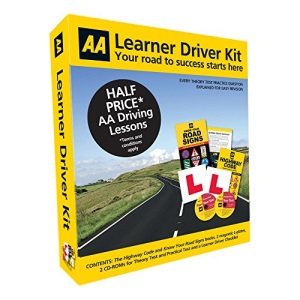 The Learner Driver Kit: AA Driving Test