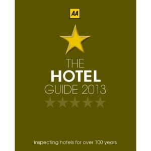 AA Hotel Guide 2013 (Aa Lifestyle Guides)
