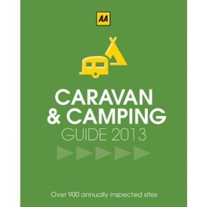 Caravan & Camping Britain 2013 (AA) (AA Caravan & Camping Britain)