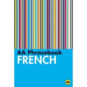 AA Phrasebook French (Aa Phrasebooks)