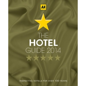 AA Hotel Guide 2014 (AA Lifestyle Guides)