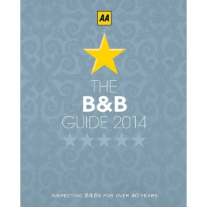 AA Bed & Breakfast Guide 2014 (AA Lifestyle Guides)