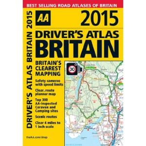 AA Drivers Atlas Britain 2015 (Road Atlas)