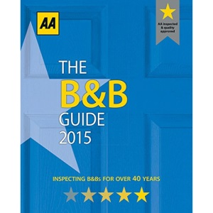 AA Bed & Breakfast Guide 2015 (AA Lifestyle Guides)