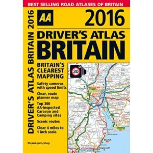 Driver's Atlas Britain 2016