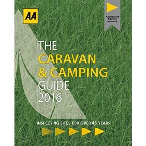 AA Caravan & Camping Britain 2016 (AA Lifestyle Guides)