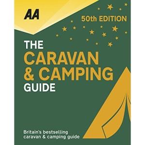 AA Caravan & Camping Britain 2018 (50th Anniversary edition)
