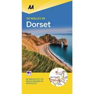 50 Walks in Dorset (AA 50 Walks)