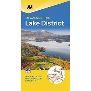 50 Walks in Lake District (AA 50 Walks)