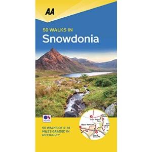 50 Walks in Snowdonia & North Wales (AA 50 Walks)